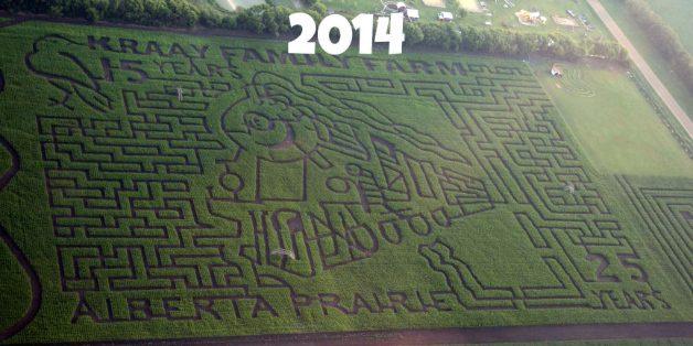 2014 Kraay Maze